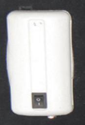 Cutie baterii pentru oglinda LUX - de rezerva