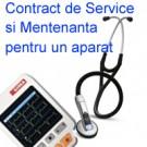 Contract de service si mentenanta pe aparat