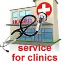 Contract service  si mentenanta pentru clinici